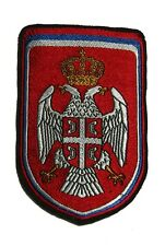 Woven Sleeve patch of the Republic Srpska Army