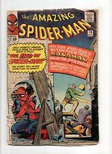 Amazing Spider-Man #18 VINTAGE Marvel Comic KEY 1st Ned Leeds Silver Age 12c