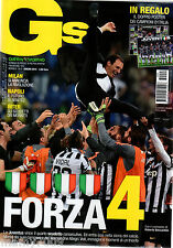 GUERIN SPORTIVO=N°6 2015=JUVENTUS FORZA 4=POSTER JUVENTUS CAMPIONE=DOSSIER HEYSE