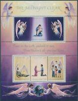 Christmas Island 1980 SG130 Christmas MS MNH