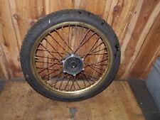 Vorderrad / front wheel / Yamaha XT 600-43F