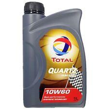 1 Liter TOTAL QUARTZ RACING 10W-60