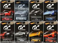 Hot Wheels Gran Turismo Series Diecast Metal Toy Car 1:64 *AIR MAIL*