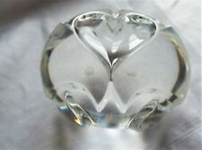 More details for steuben glass lovebirds