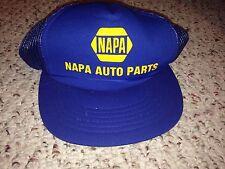 Napa Auto Parts Vintage Trucker Mesh SnapBack Cap