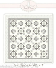 Quilt Pattern ~ NIGHT AT THE RITZ ~ by Bunny Hill Designs