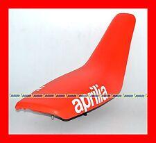 SELLE APRILIA RX 50 MX 50 À PARTIR DE 1995 AL 2003 ROSSO FLUO' ORIGINAL 8229155