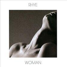Rhye - Woman  (2012, Republic) NEW Sealed CD digipak BRAND NEW FACTORY SEALED