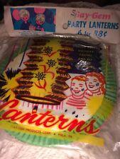 New ListingGay-Gem Party Lanterns Decorations Kit Set of 2