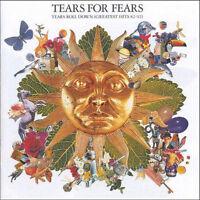 Tears For Fears CD Tears Roll Down (Greatest Hits 82-92) - UK (M/M)