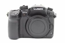 Panasonic Lumix DMC-GH4 16MP 3'' SCREEN DIGITAL CAMERA WITH BATTERY / CHARGER