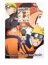 Manga NARUTO 10 ans, 100 Shinobis - character book- Masashi Kishimoto - TBE