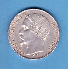 (RF.58) MONNAIE DE 5 FRANCS LOUIS NAPOLÉON 1852 A SPL (ETAT TRÈS RARE)