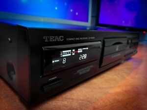 TEAC CD-W890 Vintage Compact Disc Recorder **MINT**