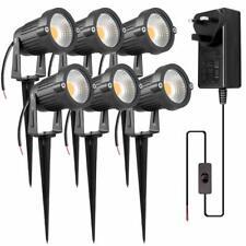 LED Spot Lights Garden Patio House Lightning Lamps Walkway Spotlights Decoration
