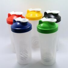 New 600ml Smart Shake Gym Protein Blender Shaker Mixer Cup Drink Whisk Bottle