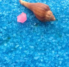 FD4639 Miniature Landscape Glass Sand Decor For Hourglass Wish Bottle Blue 20g