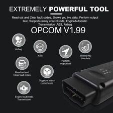 OBD2 Op-com USB CAN 1.99 With PIC18F458 Chip Opcom V1.99 for Opel Scan OP COM V1