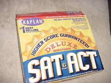Kaplan Sat, Act, Psat Deluxe 5 Cd Set 1999 Edition
