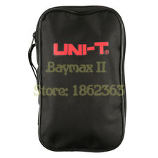 Black Canvas Bag for Series Digital Multimeter ,also Suit The Other Brands