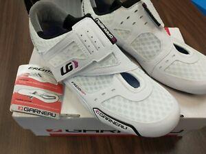 Woman's Garneau Ergo Air carbon TRI lite cycling shoes  42 (USA  Womans 11)