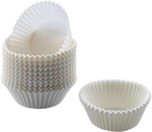 Kaiser Backform Inspiration Mini Muffin Papierbackform 200 Stück weiß