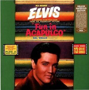 ELVIS PRESLEY Fun In Acapulco Vinyl Record Album LP 2019 Soundtrack Rock & Roll