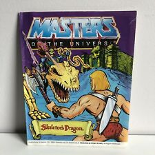 HE MAN MOTU Skeletor's Dragon Heman Mini Comic English / USA