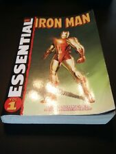 MARVEL COMICS ESSENTIAL IRON MAN VOL. 1 TALES OF SUSPENSE #39-72