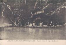 Solomon Islands Buka Island Gagan river 1910s PC