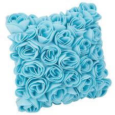 Lenzuola e federe Blu Floreale 100% Cotone