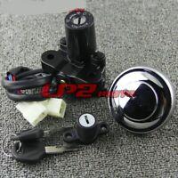 Ignition Switch Gas Cap Key for Yamaha XVS950 Drag Midnight V Star Tourer 09-17