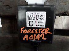 Subaru forester control Unit Shift Lock Unit 88183SA000 SG9 2004