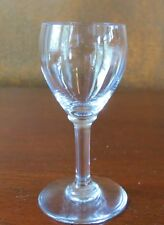 """Baccarat Crystal France Chambolle 3 ½"""" Cordial Glass(s)"""