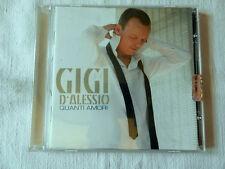 GIGI D'ALESSIO Quanti Amori CD Musicale