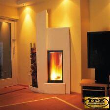 NADIA 9 -  Vertical Wood Burning Fireplace insert/cassette Hardwood / Log burner