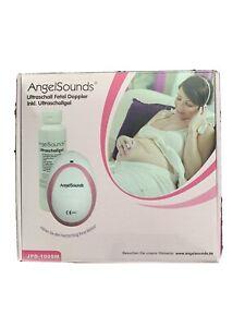 Angelsounds Ultraschall Fetal Doppler inkl. Ultraschallgel