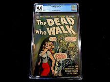 Dead Who Walk #nn - CGC 4.0 - Pre-Code Horror! Golden Age!