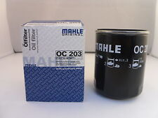 Ford Courier Escort Fiesta Mondeo 1.8 Diesel Oil Filter MAHLE OC203