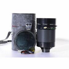 Minolta RF Rokkor 800mm F/8 Spiegelobjektiv Spiegeltele Mirror Lens - 8,0/500 MD