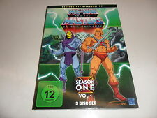 DVD  He-Man and the Masters of the Universe - Season 1, Vol. 1, Episoden 1-33