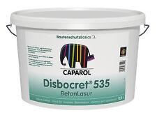 Disbocret® 535 BetonLasur transparent 12,5 L -Schutzfilm und Beschichtung-