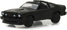 Greenlight Black Bandit Series 20 1978 Ford Mustang II King Cobra READ