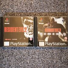 Resident Evil 2 + Resident Evil 3: Nemesis PS1 Bundle - Near immaculate