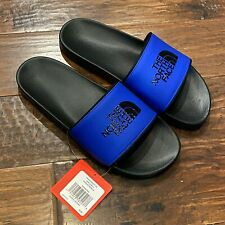 The North Face Base Camp Slide II Slippers Men's size 12 tnf black/tnf blue