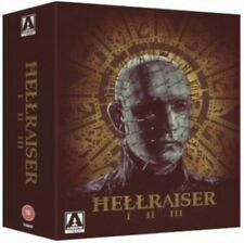 Hellraiser Trilogy Blu-ray DVD Region 2