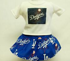 Los Angeles Dodgers Outfit For 18 Inch Doll
