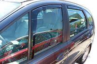 RENAULT SCENIC 1996-2002    Deflecteurs d'air Déflecteurs de vent 4pcs