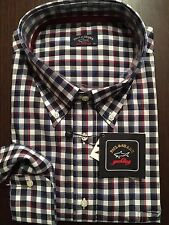 NEW Paul & Shark Yachting Shirt Camicia 49 4XL XXXXL