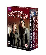 The Inspector Lynley Mysteries Complete Series 1-6 DVD Nathaniel Parker Boxset